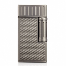 Colibri Julius twin flame aansteker gunmetal